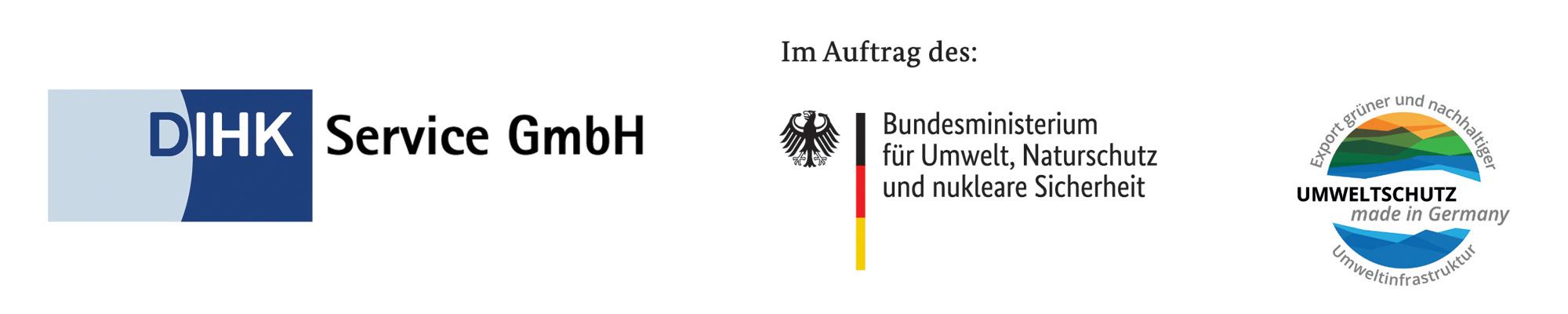 Logos Service GmbH GreenTech Footer