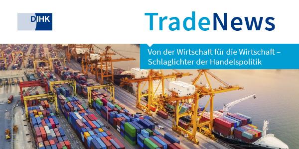 """Header """"Trade News"""""""