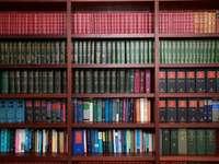 Kammerrecht - Bücherregal