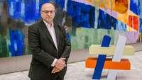 Porträtfoto Mark Heinzel, Referatsleiter Nord- und Lateinamerika