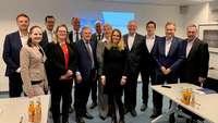 Gruppenfoto Board Europa