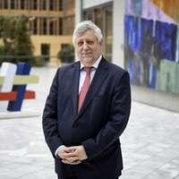 DIHK-Vizepräsident Klaus Olbricht