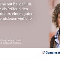Ausbildungs-Statement von Angelika Pölking, IHK Osnabrück