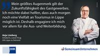 Ausbildungs-Statement von Anja Limberg, IHK Lippe zu Detmold