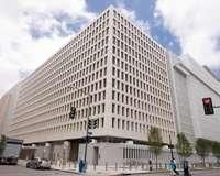 Bürogebäude der Weltbank in New York