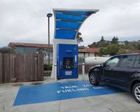 H2-Tankstelle USA
