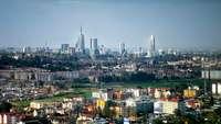 Skyline Nairobi / Kenia