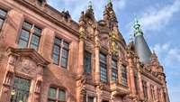 Gebäude der Universität Heidelberg