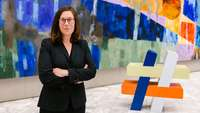 Porträtfoto Andrea Höbel, Referatsleiterin Gefahrgutverkehre | Fachkundeprüfung | Verkehrsrecht