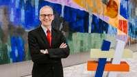 Porträtbild Dr. Knut Diekmann, Referatsleiter Grundsatzfragen der Weiterbildung